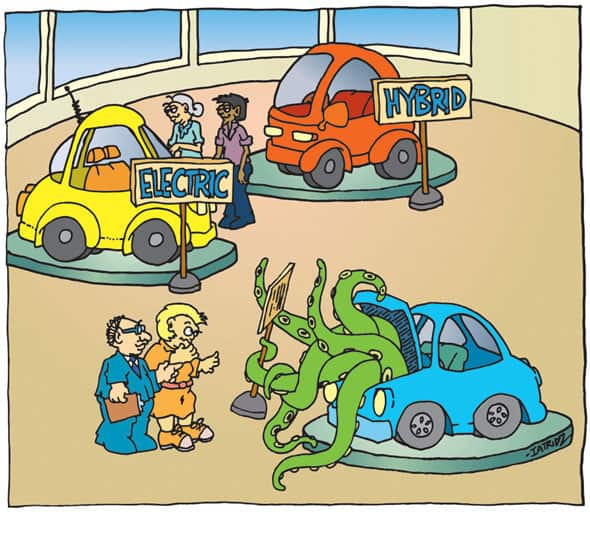 alternate energy source cars