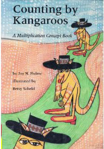 counting kangaroos, betsy scheld